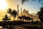 Sunset in Ipanema by r-assumpcao