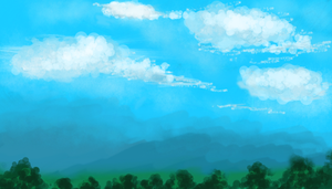 Clouds by Aisi4