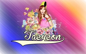 SNSD Taeyeon Blend edit by diela123