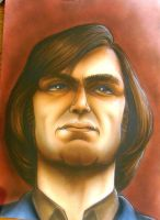 Javier Bardem No country by infiltr8arts