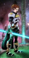 Knight of the Old Republic by BonnySaintANdrew