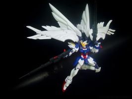 Wing Gundam Zero (Endless Waltz) 2 by covenan
