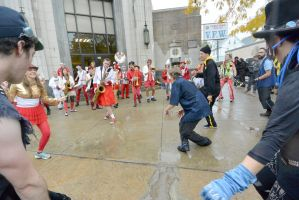 014 Honk Festival,Noise and Boogie On the Street12 by Miss-Tbones