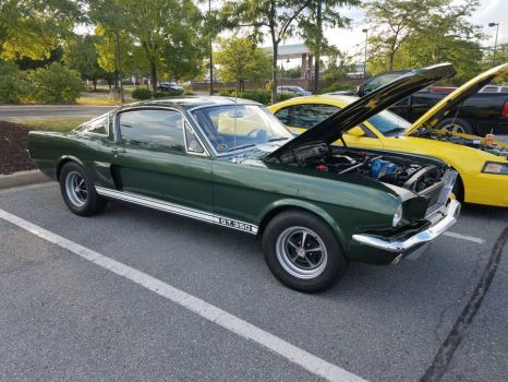1965 GT350 Supercharged  by HemiLover35001213