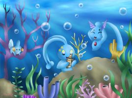 Amicable Reef by Rose-Beuty