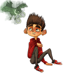Paranorman Day by Chynbek