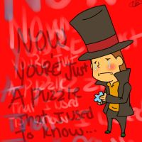 now youre just a puzzle that i used to know by Spongebobluvr66