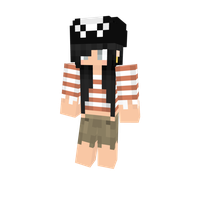 Pirate Girl - Minecraft Skin by MinecraftCutie