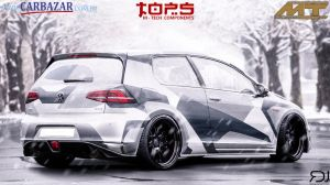 Volkswagen Golf GTI by RDJDesign