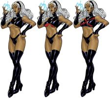 Storm Evolution by TerryDodson