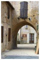France: A Cosy Steet by Uttermost