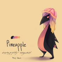 Pimeapple by Pinnapop
