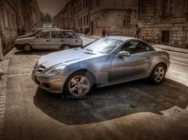 Mercedes-Benz by Cipgallery