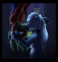 My spidey-sense is tingling by littlebluewolf