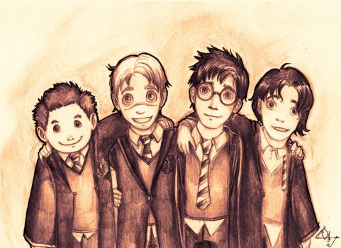 The Marauders by Ottowl