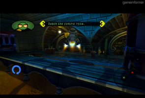 bentley wheelchair in sly 4 by FCC93