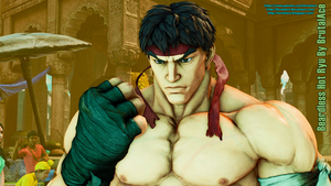 Beardless Hot Ryu by BrutalAce