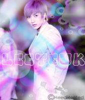 Leeteuk - Leeteuk by Heedictated