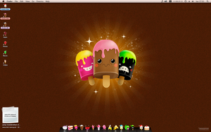 My Mac OS X Leopard by AndreTM