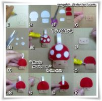 Mario Mushroom KC Tutorial... by SongAhIn