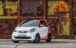 2015 Smart Fortwo by ThexRealxBanks
