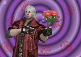Dante - BEST WISHES ON WOMAN DAY by Tiffli