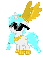 I got swag LIKE A BOSS by Casey-the-unicorn