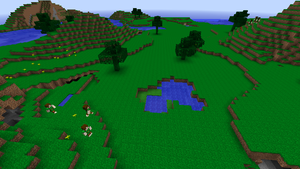 The Alice Biome is now complete by emilyanncoons