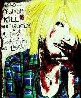 Ruki~ bloody~ by TanzieX