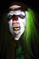 Scary Effin Clown by TranquilSimplicity