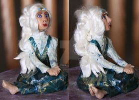 Unnamed Doll by universalradio