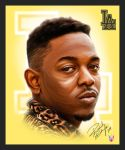 King Kendrick by rjartwork