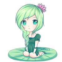 Lil' Lily Pad by My-Meggles