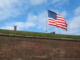 The Flag at Fort McHenry by SnapShot120