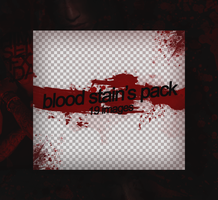Blood Stains Pack by Himselfx