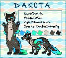 Dakota 2O13 Reference by coat