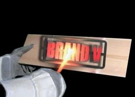 Branding Iron by BrandV3D
