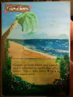 Tropical Island Alter by WillMorenoArt