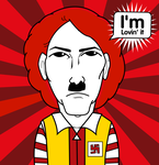 Mr Hitler Macdonald by rayzong
