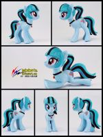 Sonata Dusk pony plush V4 by nekokevin