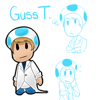 Guss T. by PettyBluez
