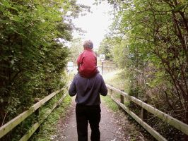 Father and Son by avalonaroundtheworld