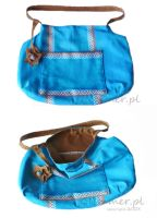 Blue Kangaroo Bag by kufka