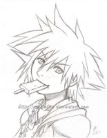 Request: Sea Salt with Sora by snowygem