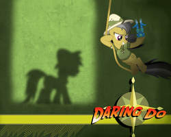 Daring Do Adventurous Wallpaper by StreamlinedPegasus
