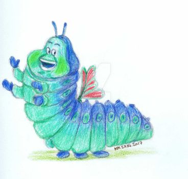 I'm a beautiful butterfly! by Momagie
