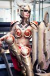 Valkyrie Leona Cosplay League of Legends by KawaiiTine