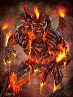 Volcanic Agni  Skin by PTimm