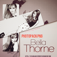 Bella Thorne Png Pack by tayloralwaysperfect