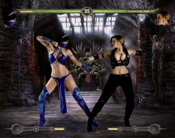Mortal Kombat by Jane-Po